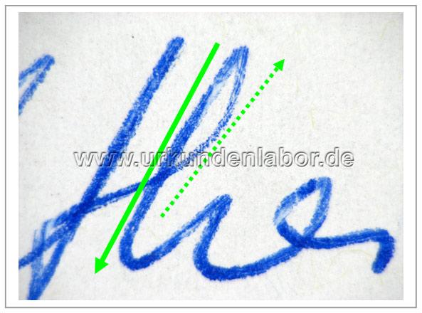 Schriftgutachten Schriftsachverständiger Nikolay Nikolay graphologisches Gutachten Mannheim